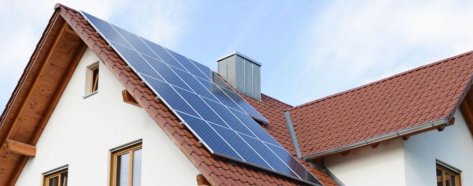 Energie vom Dach